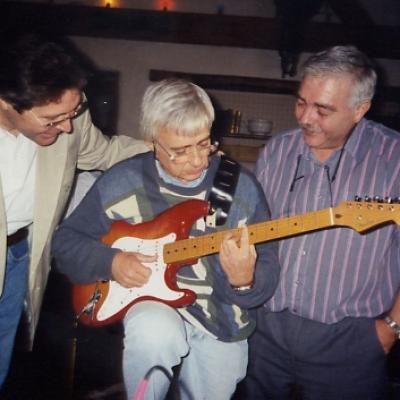 1997 répétitions et concerts