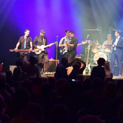 2017: Concert à Gérard Philipe