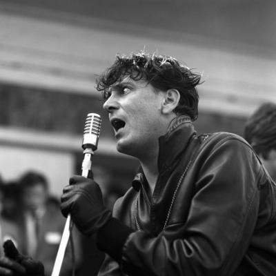 Gene Vincent 1962 Le Minck calais