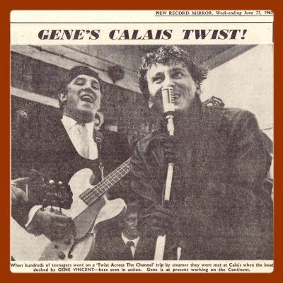 Gene Vincent SB 45525