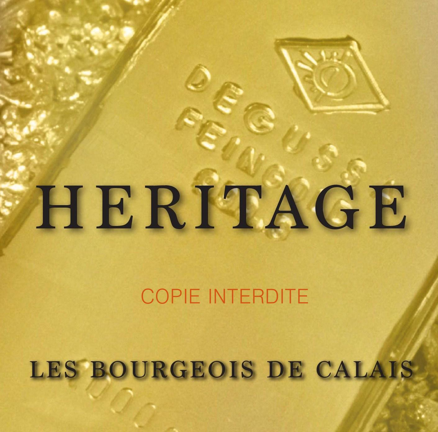 """Extraits du nouveau CD """"HERITAGE"""""""