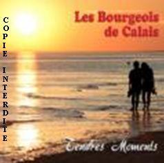 """Extraits musicaux du dernier CD """"Tendres Moments"""" à venir"""